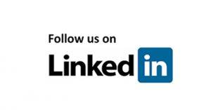 Follow us at Linkedin